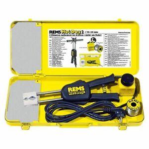 REMS Hot Dog 2 230V 440W im Stahlblechkasten für Cu-Rohr bis 28mm
