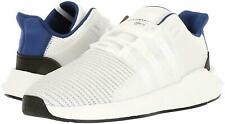 🔥 Adidas EQT Support 93/17 White Blue Black Boost Gym NMD Shoes BZ0592 Size 5