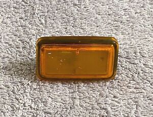 Genuine VW Mk2 Golf GTI front orange side repeater -161949117A