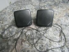 Small Portable Sony Speakers Model # SRS-5