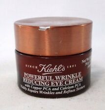 Kiehl's Powerful Wrinkle Reducing Eye Cream ~ .5 oz. ~ ( See Description )