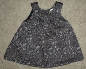 babies: JOE FRESH Floral Dress (size 3 to 6 months) 95% Polyester