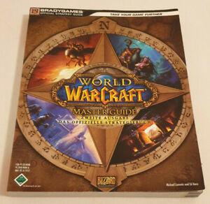 World of Warcraft - Master Guide - zweite Ausgabe - Strategiebuch - WoW