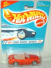 Hot Wheels 1995 New Models # 2 Mercedes SL red, ultra hots wheels ex.card