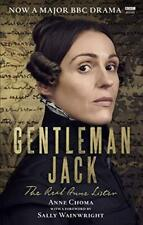 Gentleman Jack: The Real Anne by Sally Wainwright New Paperback Book
