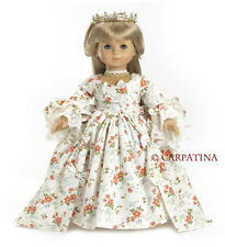 """Doll Clothes AG 18"""" Dress Marie Antoinette Carpatina Made For American Girl Doll"""