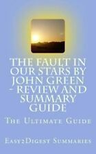 The Fault in Our Stars by John Green - REVIEW and SUMMARY Guide by...