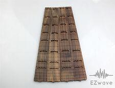 4 x Pre Slotted 20 Fret Rosewood Fretboard Fingerboard