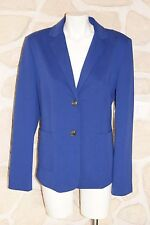 Veste bleue neuve marque Max Mara taille XL étiquetée à 169€ (v)