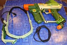 1 LASER LAZER TAG Team OPs Gun 1 Goggle 1 Cord 1 Rumble Pack Tested, Work Great