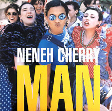Neneh Cherry ‎CD Single Man - Promo - Europe (EX+/EX+)