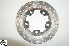 01 02 03 Suzuki Gsxr 600 750 Rear Brake Disc Rotor Straight