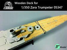 Wooden Deck for 1/350 Zara Trumpeter 05347