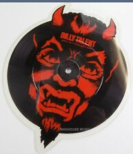 BILLY TALENT Shaped PICTURE DISC Devil In A Midnight Mass / BUZZCOCKS 'Ever NEW