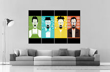 BREAKING BAD WALTER WHITE Wall Art Poster Grand format A0 Large Print 03