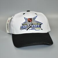 Vintage 1999 NHL All-Star Game Tampa Bay Lightning Snapback Cap Hat - NWT