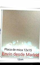 Placa de mica placa de microondas