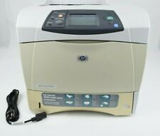 HP Q2426A Laserjet 4200n Laser Printer Tested