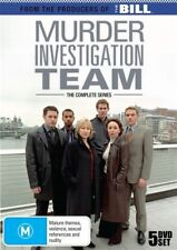 MURDER INVESTIGATION TEAM - THE COMPLETE SERIES (5 DVD SET) BRAND NEW!! SEALED!!