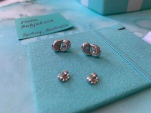 Tiffany & Co. Double Tears Earrings By Elsa Peretti
