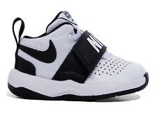 Nike Team Hustle Jr 21 a 27 100-white 23.5