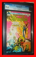 WEIRD SUSPENSE THE TARANTULA  #1 1975 Atlas-Seaboard Comics CGC 9.6 NM+ !