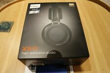 NEW Philips Fidelio X2HR High Resolution Headphones Velvet Cushions. SEALED UK.