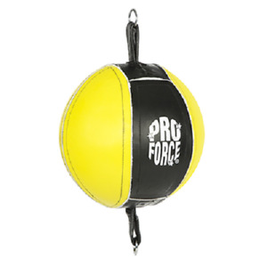 ProForce Boxing Leather Double End Bag Ball