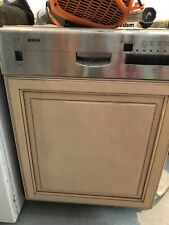bosch dishwasher Shi6805Uc Panel Integrated Used Working Condition