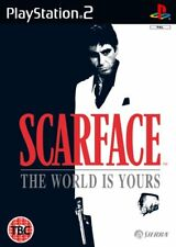 Scarface - Scarface: The World is Yours (PS2) - Game  54VG The Cheap Fast Free