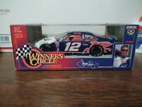 Winners Circle Jeremy Mayfield #12 Mobil Car 1:24 Scale