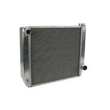 Griffin 22 In. Chevy Double Row Core Lightweight Alum Racing Radiator