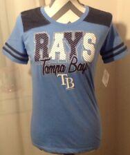 Campus Lifestyle Women/'s Tampa Bay Rays Shirt NWT Medium