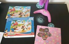 Girl Jigsaw Puzzle disney Mickey mouse Jewellery Making Set And More