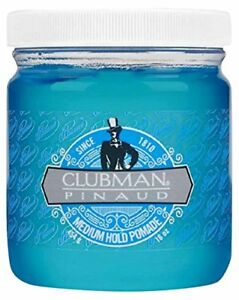 Clubman Pinaud Medium Hold Pomade 16oz