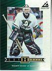Guy Hebert 1997-98 Pinnacle Zenith 97 Dare to Tear 5x7 Anaheim Mighty Ducks #Z11