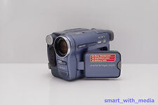 SONY HANDYCAM CCD-TRV228E CAMCORDER HI-8 VIDEO-8 8MM ANALOGUE VIDEO TRV228