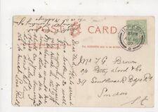 Fred Brown Petty Wood & Co Southwark Bridge Road London SE 1907 719a