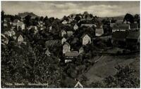 Reinhardtsdorf sächsische Schweiz DDR Sachsen AK 1958 Gesamtansicht ungelaufen