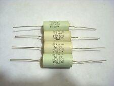 K73-11 PETP HV Capacitor 1uF 10% 400V Lot of 10 NOS