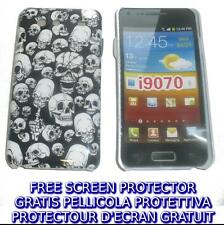 Pellicola+custodia BACK COVER TESCHI per Samsung I9070 Galaxy s Advance