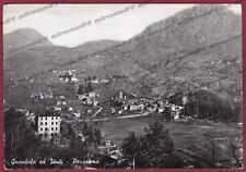 COMO GRANDOLA ED UNITI 02 Cartolina FOTOGRAFICA viaggiata 1952