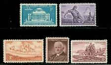 1954 Commemorative Year set (5 Stamps) - MNH
