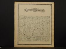 Missouri, Morgan County Map, 1905 Richland Township N4#17