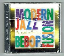 Modern Jazz Be-Bop to Fusion - NEW CD - Gillespie / Parker / Gordon / lots more