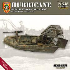 1/35 HURRICANE AIR BOAT MACV-SOG Vietnam - resin model kit SEMPERFI_miniatures
