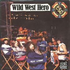 Electric Light Orchestra (ELO) -Wild West Hero original 1977 7 inch vinyl single