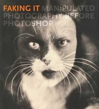 FAKING IT - FINEMAN, MIA - NEW HARDCOVER BOOK