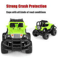 Mini RC Truck Remote Control Simulation Off-Road Vehicle Car Kids Toys For Gifts