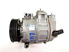 2010 VW PASSAT CC KOM AC AIR COMPRESSOR 1K0 820 859 S OEM 10 11 12 13 14 15 16